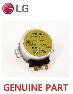 Image Is Loading Lg Solardom Microwave Oven Turntable Motor Mp 9485sa