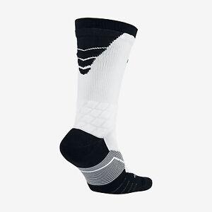 f4ff24749d27b Details about NIKE 2.0 ELITE VAPOR CREW FOOTBALL SOCKS- Style SX9981-101-  Size 8-12 (Large)