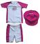 Indexbild 15 - UV-Schutz-Anzug 50+ Badeanzug Strandanzug Schutzanzug Schwimmanzug Kinder