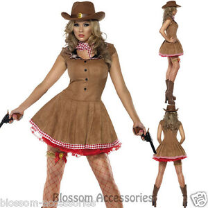Womens Sexy Indian & Cowgirl Costume Outfits