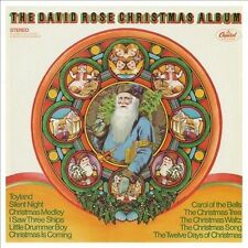 David Rose - The David Rose Christmas Album Holiday Music CD