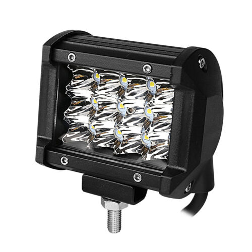 4pcs 4inch 720W Led Work Light Bar SPOT Cube Pods Offroad Lamp Fog for SUV Jeep