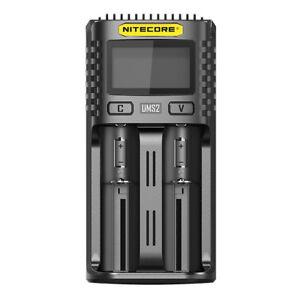 Nitecore-UMS2-Intelligent-USB-Dual-Slot-Superb-Charger-for-Li-ion-Ni-Cd-Ni-MH