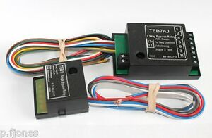 image is loading 7-way-bypass-relay-towing-electrics-towbar-wiring-