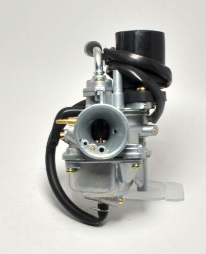NEW electric choke Carburetor For 2-Stroke ATV Polaris Sportsman 90 90cc Carb  A