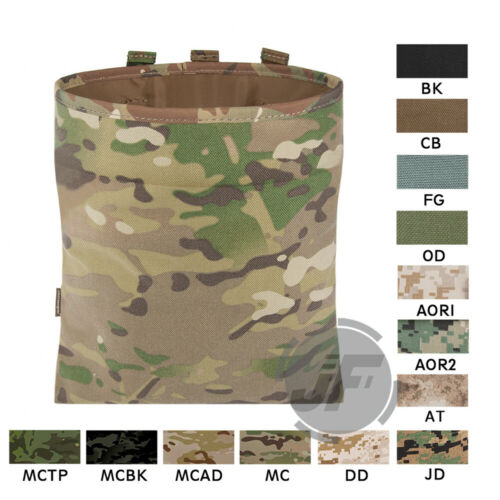 Emerson Tactical Dump Pouch Foldable Mag Recycling Storage Bag large capacity