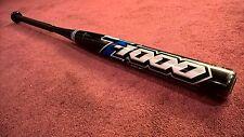 New 2011 Louisville Slugger TPS z1000 sb11ze 27 oz. USSSA ISF Softball Bat
