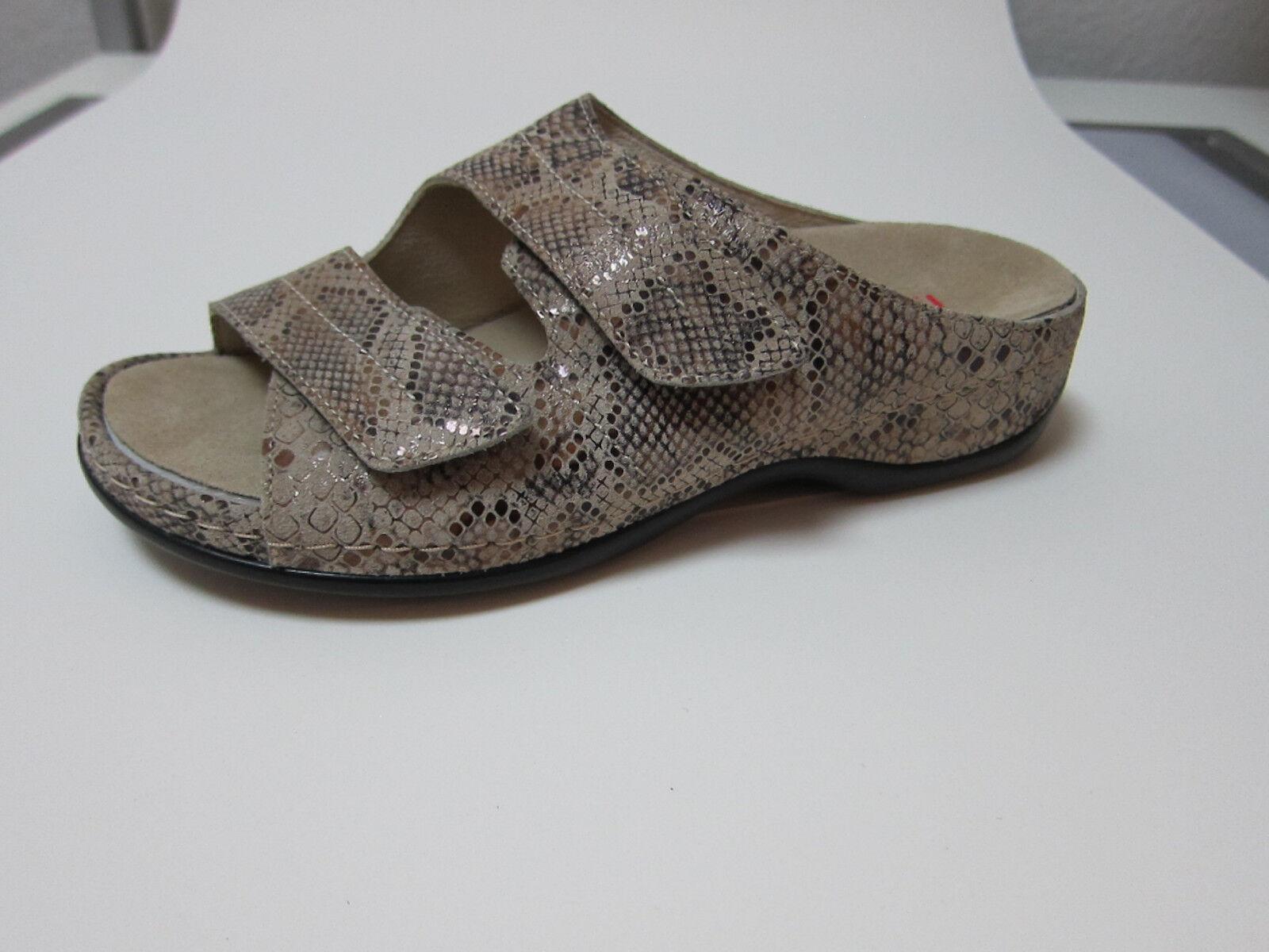 BERKEMANN Daria Damen Loses Fußbett Gr. 37,5 (4,5)  1628   | Sehr gute Farbe