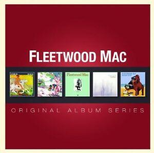 Fleetwood-Mac-Original-Album-Series-New-CD-Holland-Import