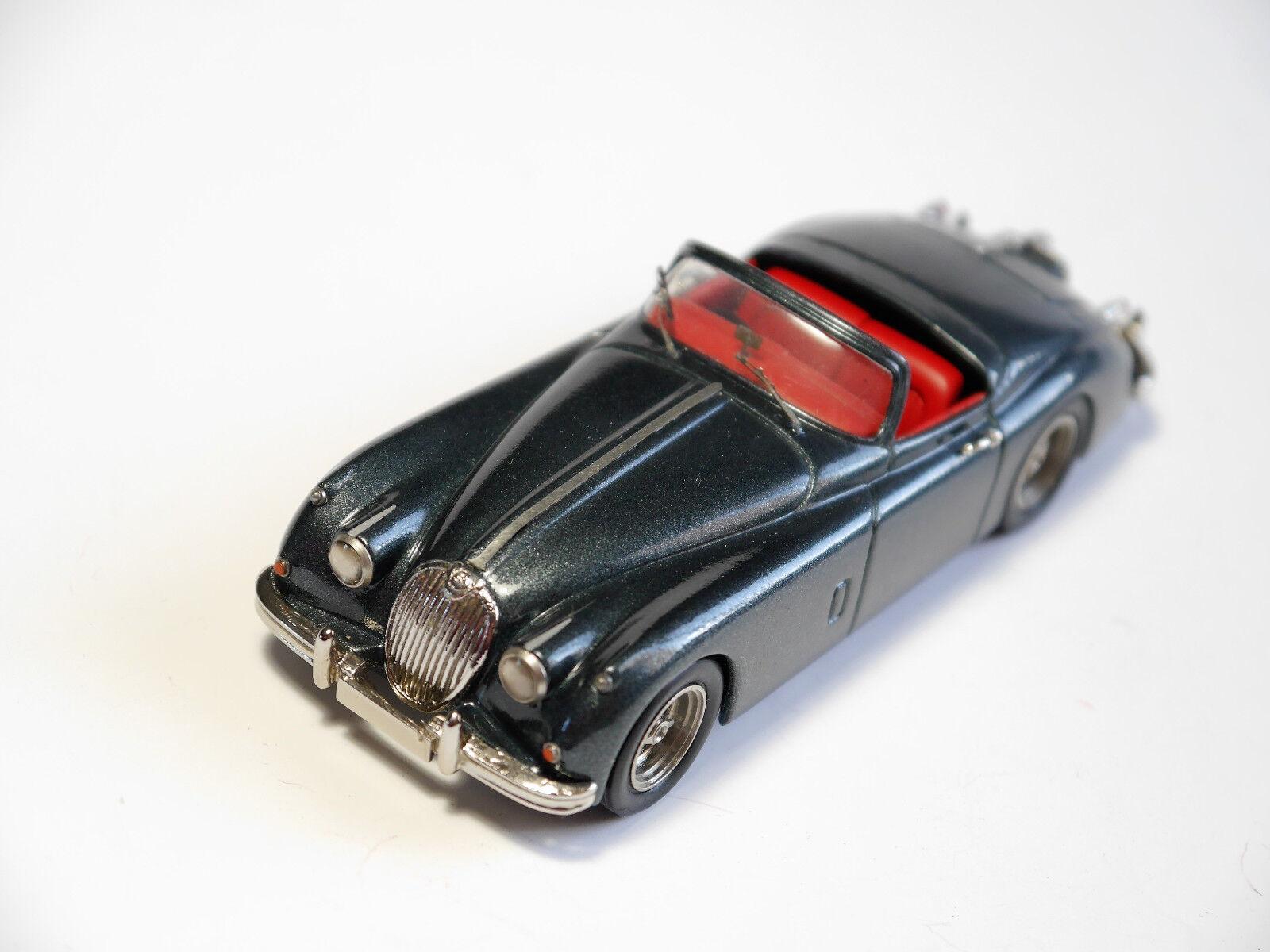 Jaguar XK 150 Roadster, Handarbeit handmade   Tancré - A.M. RUF in 1 43