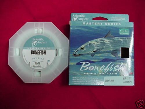 Scientific Angler Fliegen Line Mastery   7 Bonefish NEW