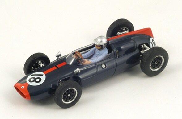 1961 Cooper T53, No.18 German Gp , John Surtees por Spark S3515