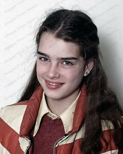 Really. Young brooke shields
