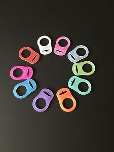 MAM-KAM-Baby-Pacifier-Style-Dummy-Adapters-Ring-Clip-Soother