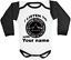Custom Pink Floyd Baby Jumpsuit David Gilmour Infant Grow One Piece Newborn Gift