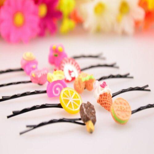 accessoires geschenk tier pflanzliche haarspange schmuck obst haarnadel haar