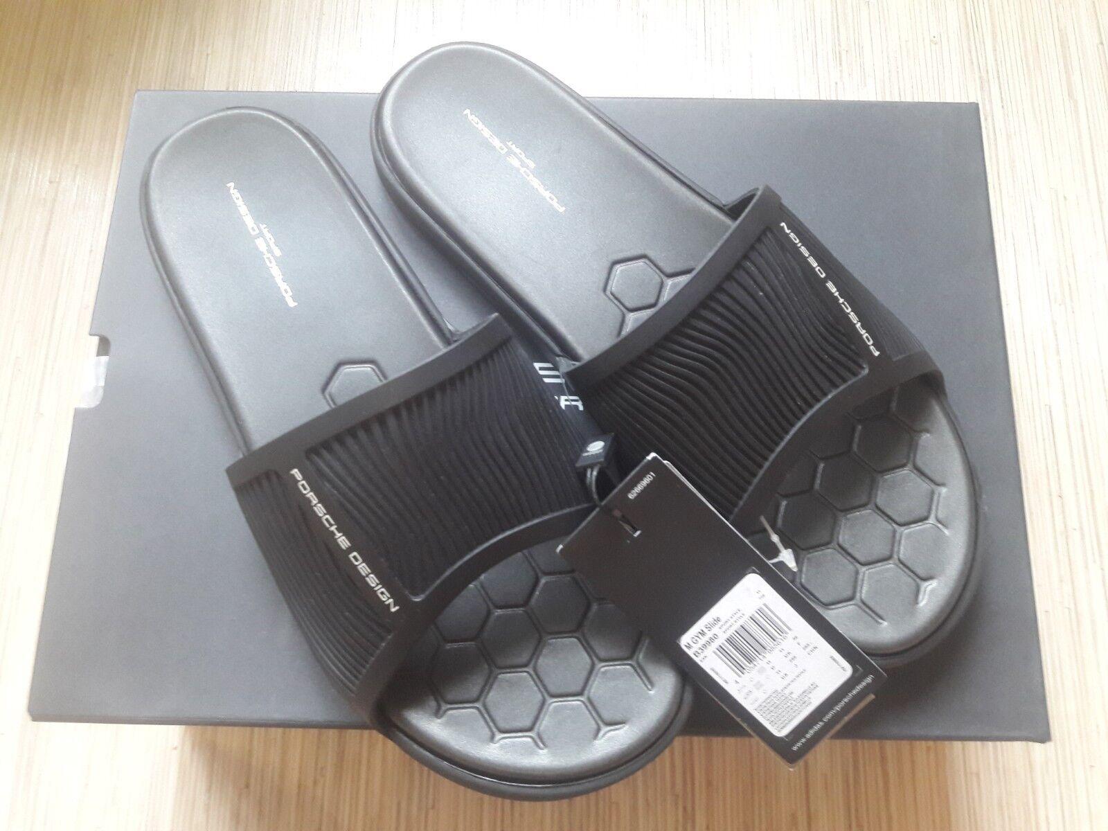 PORSCHE DESIGN DEPORTE Sandals by Adidas gym Slides Sandals DEPORTE Slippers  FlipFlops B39980 bfb04c