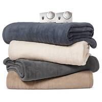 Electric Microplush Blankets - Biddeford