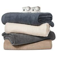 Electric Microplush Blankets - Biddeford