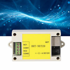 Dc12v Ip Network Relay Controller Module 2 Channel Internet Remote Switch Module
