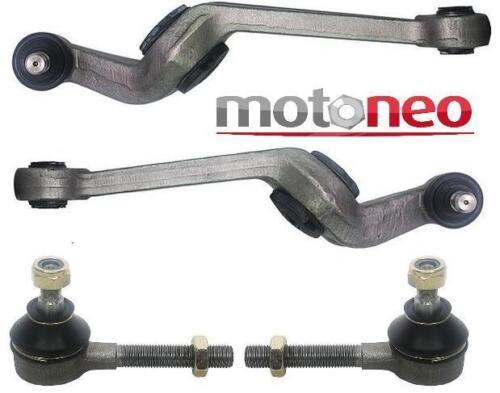 KIT 2 x bras de suspension avec deux rotules direction Peugeot 205 II 87-98