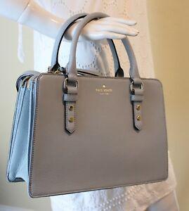 069e42da37 NWT Kate Spade New York Mulberry St Lise Satchel Crossbody Bag ...