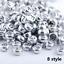 NEW-200-1000pcs-7mm-Mixed-A-Z-Alphabet-Letter-Acrylic-Spacer-Beads-heart-bead thumbnail 23