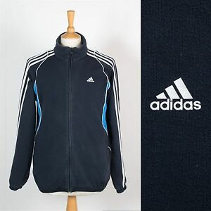 Cotton Veste M Gym Zippé Survêtement Homme Adidas Pour Top Sweat Climalite SUzpqMVG