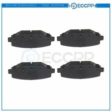 SET OF BRAKE PADS FRONT MD1589 AND REAR MD1596 NEW