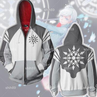 Anime Horseman Hoodie Cosplay Costume Zipper Jacket Coat Sweatshirt S-5XL