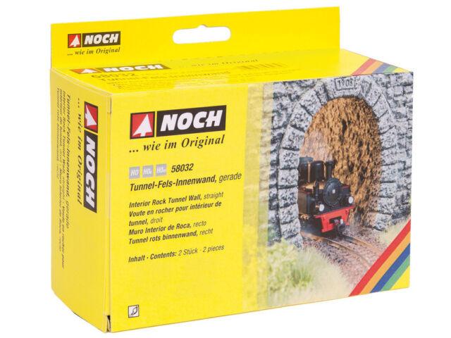 Plus 58032 Ho Tunnel-Fels-Innenwand, Droit # Neuf Emballage D'Origine ##