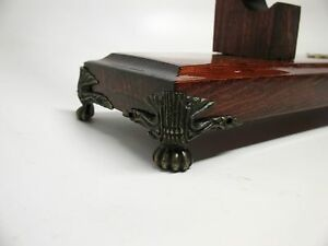 """Wooden Magic Wand Holder Stand Holds 5 Wands 9/"""" And Longer  1672"""