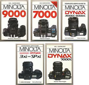 minolta color meter ii original owners manual
