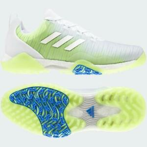 adidas-CodeChaos-Golf-Shoes-Cloud-White-Signal-Green-Glory-Blue-UK-10-5