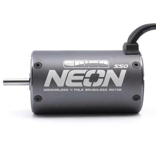 Team Orion Neon 550 (4p 3800kv 5mm Shaft) ori28190