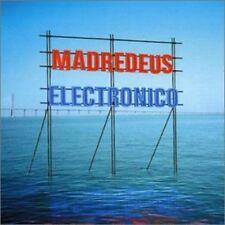 Madredeus Electronico (2002) [CD]