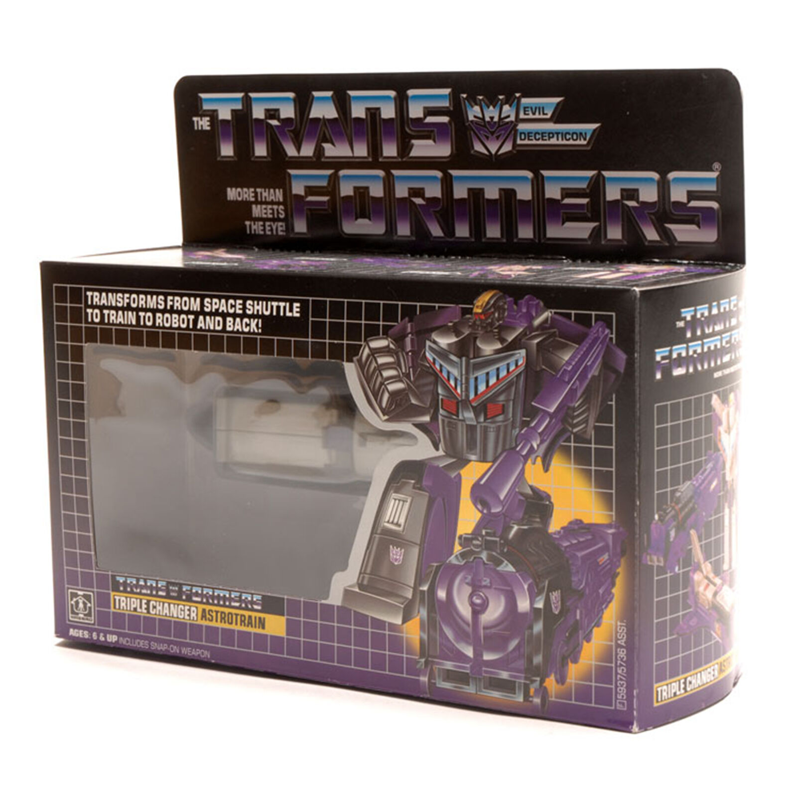 NEW ARRIVAL TRIPLE CHANGER ASTredRAIN TRANSFORMERS ACTION FIGURA TOYS