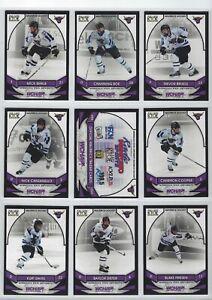 2008-09-Minnesota-State-Mavericks-WCHA-complete-38-card-set