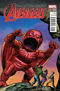 All-New-All-Different-Avengers-1-Kirby-Monster-Variant-Marvel-Comics-Unread-New