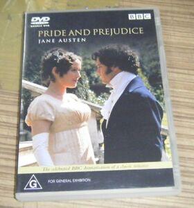 Pre-Owned-DVD-BBC-Pride-and-Prejudice