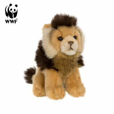 Wwf Peluche Leone (15cm) Realistico Animali Impagliati Predatore Raukatze Paghi Uno Prendi Due