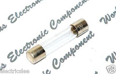 1A 250V 6.3x32mm Glass Fuse AGC 1pcs For Audio BUSS//BUSSMANN