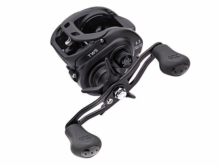Daiwa Tatula HD 200HL low profile baitcasting reel mulinello