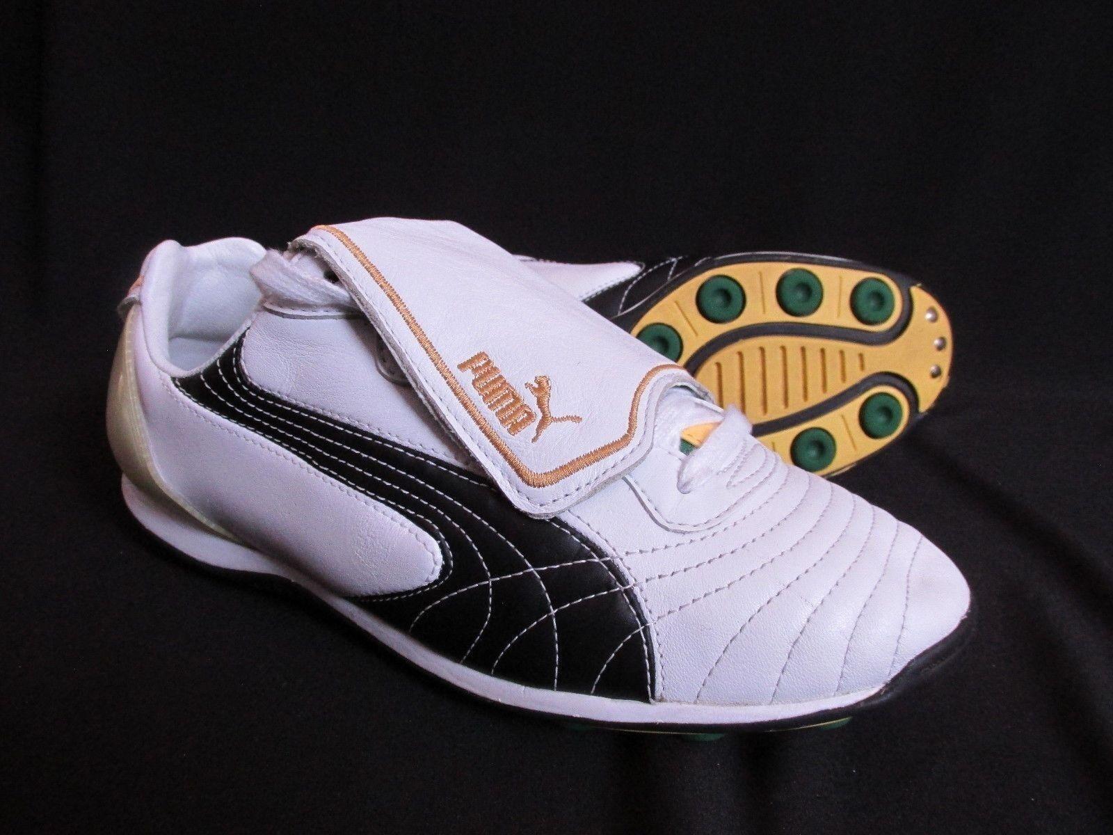 Puma Lecarre Cuero Fútbol Rey velocidad Furio Furio Furio Gato Zapatos EE. UU. 8M EU 40.5  tienda hace compras y ventas