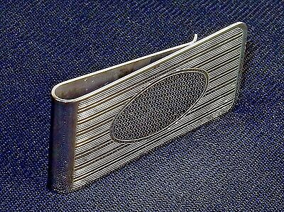 Men/'s Tie Clip ~ GOLFER Polished Stainless Steel w//Golf Theme  NEW #5310050