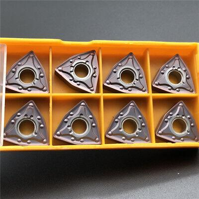 10pcs WNMG 080408 HQ WNMG 432 carbide insert lathe turning insetrs for steel