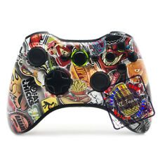 Xbox 360 Sticker Bomb Rapid Fire Modded Controller COD Ghosts AW Black Ops 3