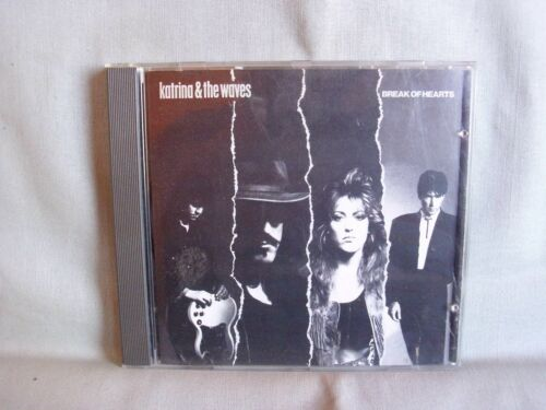 1 von 1 - Katrina & The Waves- Break of Hearts- Made in UK 1989 WIE NEU