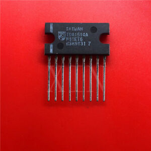 10pcs-TDA1514A-IC-SIP-9