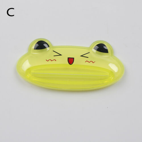 Cute Animal Multifunctions Plastic Toothpaste Squeezer Bath Toothbrush Holder ME